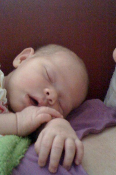 Cleaning out my Closet – Breastfeeding at 6 Months