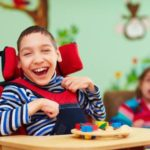 Teach Language Skills to Children with Disabilities Through Play