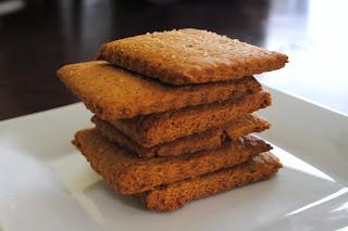 Homemade Graham Crackers & Marshmallows