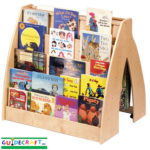 Guidecraft Universal Book Display and Storage