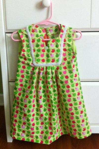 Sewing Beginner Toddler Dresses