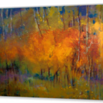 Fall Inspired Artwork at Gallery Direct
