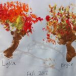 Our Fall Tree Craft