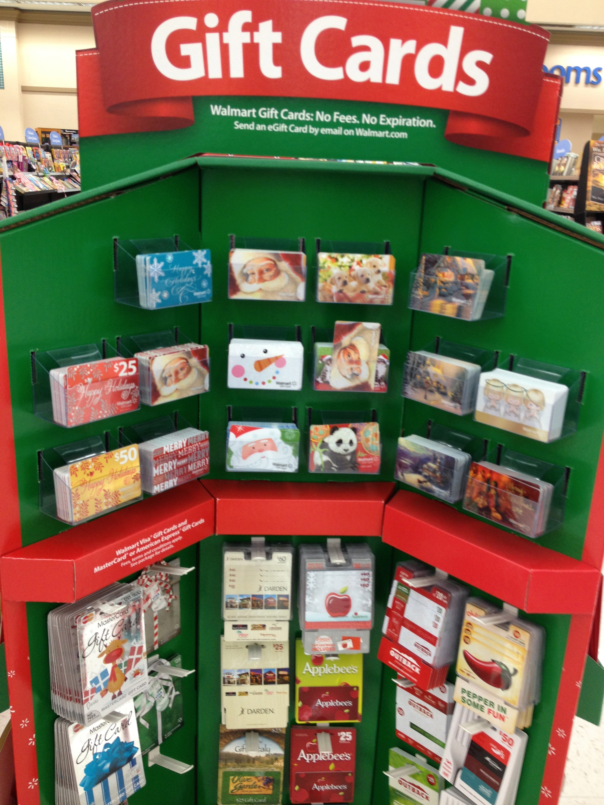 Restaurant Gift Card As Wedding Gift : gift cards at walmart our potluck family img 5607 img 5607 cards at ...