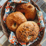 Homemade Bagels From Scratch