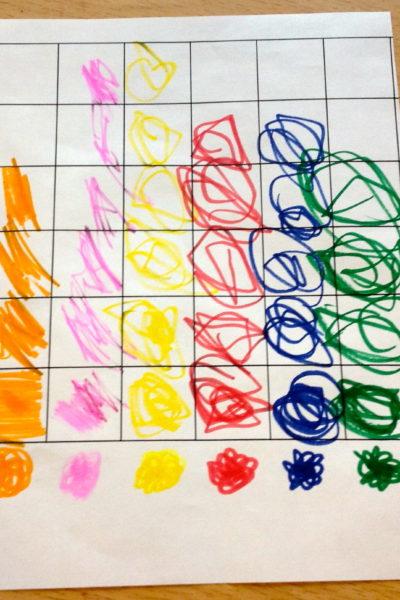 Preschool Math: Learning to Graph