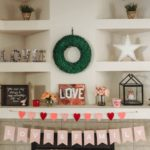 Valentine's Day Craft Love Canvas