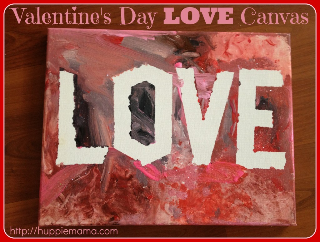 Valentine's Day Love Craft