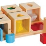 Guidecraft Peekaboo Lock Boxes