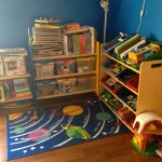 Homeschool Classroom Makeover #WordlessWednesday