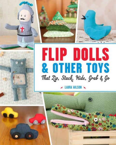 Learn How to Make Flip Dolls & Other Toys