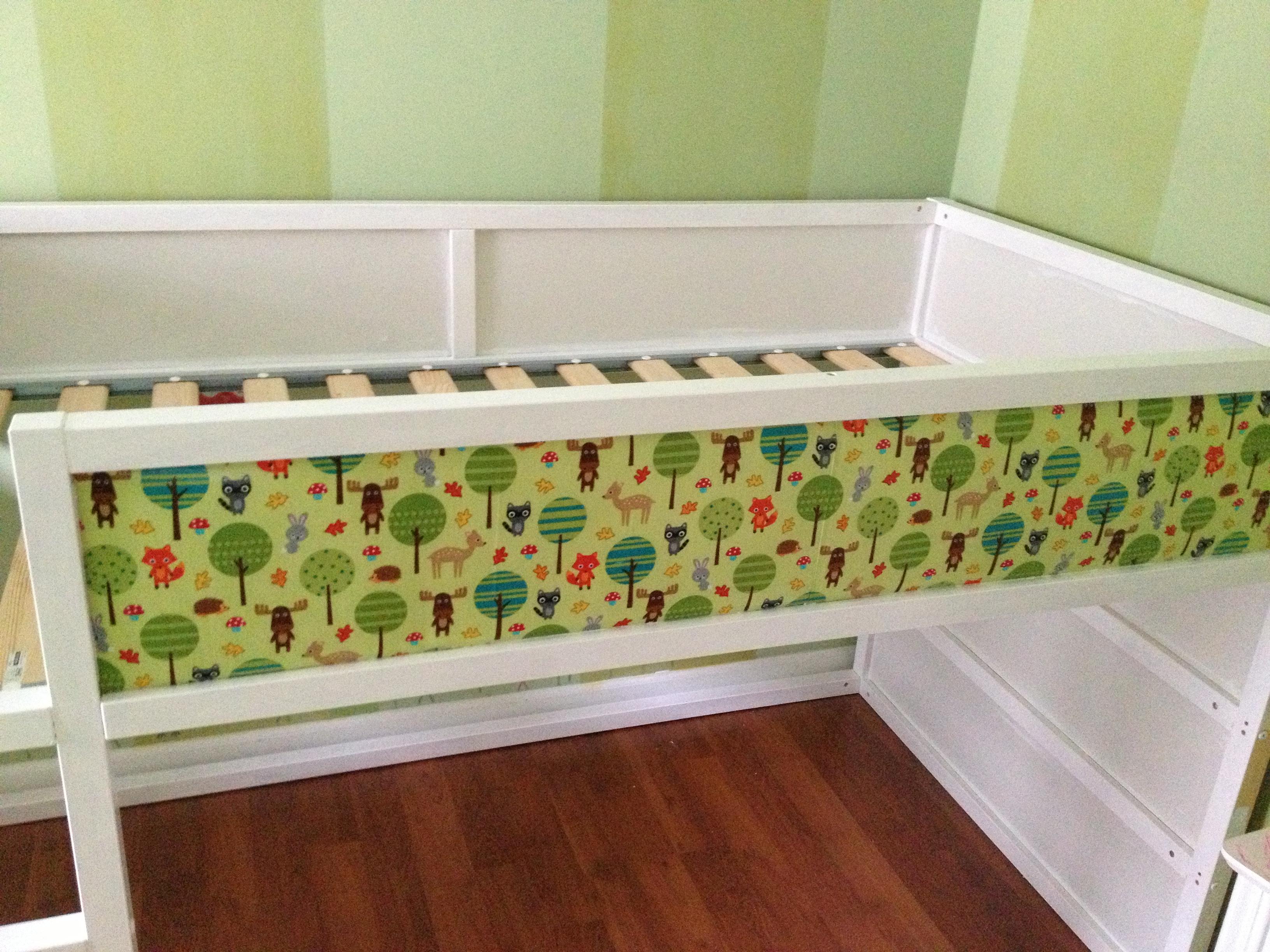 Kura bunk beds our potluck family for Kura bed decoration