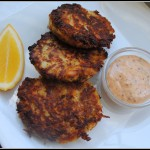 Tuna Croquettes with Remoulade