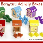 Guidecraft Educator Review: Barnyard Activity Boxes