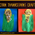 Corn Thanksgiving Craft for Kids