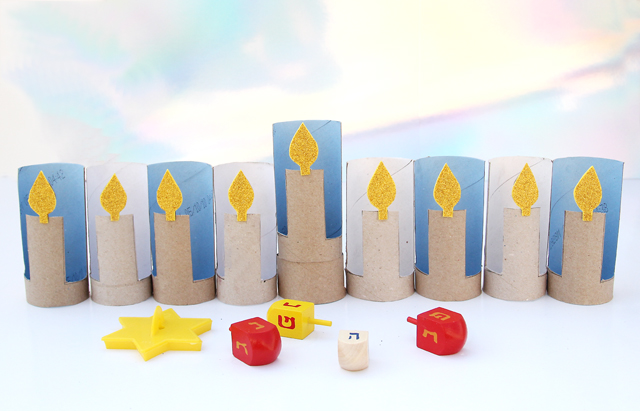 Menorah Craft 1