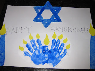 Menorah Craft 2