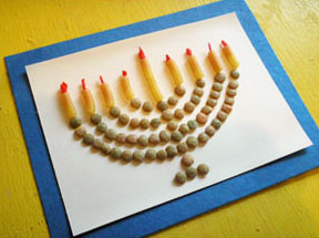 Menorah Craft 4