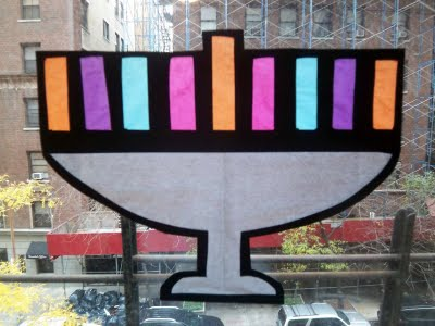 Menorah Craft 5