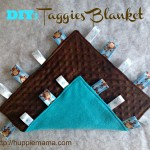 Taggies Blanket Sewing Tutorial