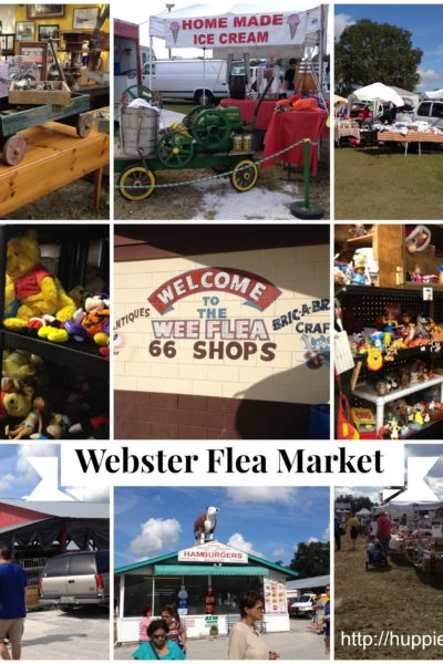 Revisiting My Happy Place: Webster Flea Market