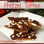 Sweet & Salty Pretzel Toffee