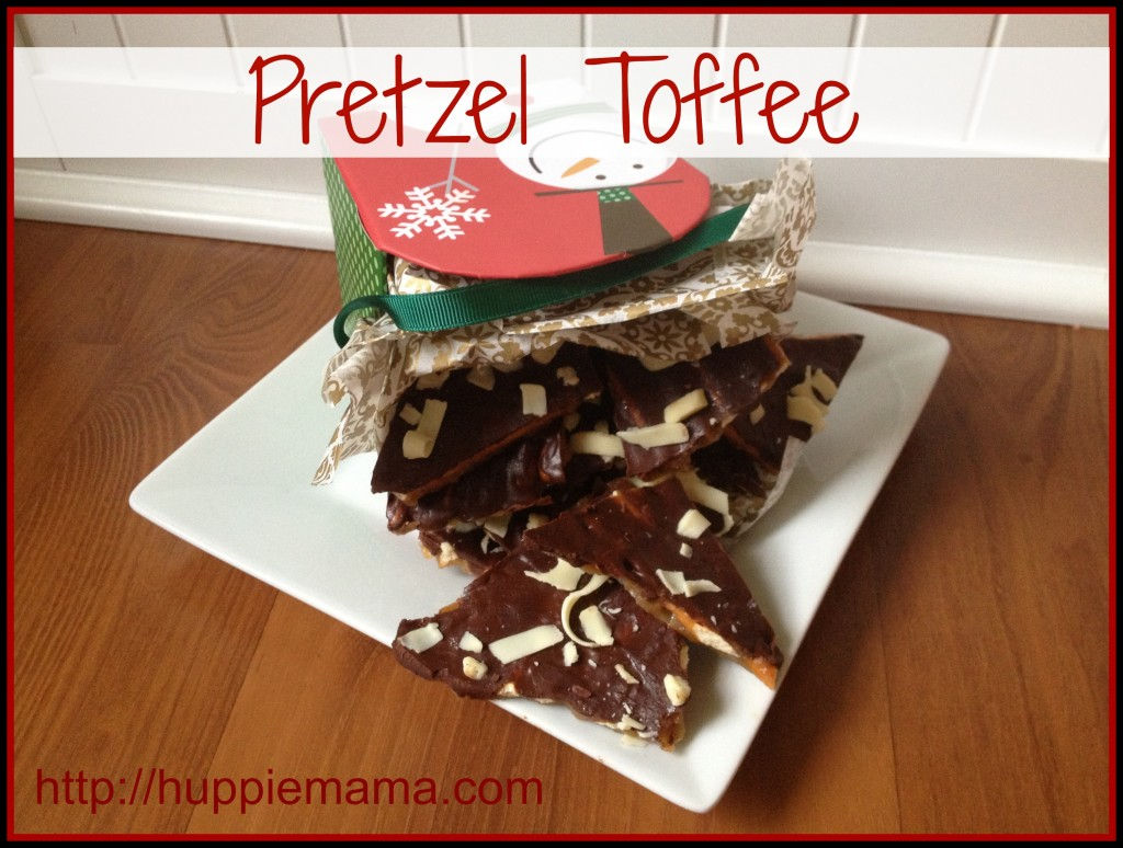 Pretzel Toffee #shop