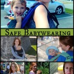 How to Safely Wear Your Child