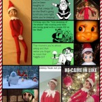 A Diary of Elf-sanity, brought to you by my Friends & Family