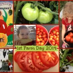 1st Farm Day of the Year