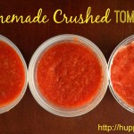 How to Make Homemade Crushed Tomatoes