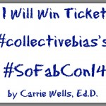 How I Will Win Tickets to #collectivebias 's #SoFabCon14