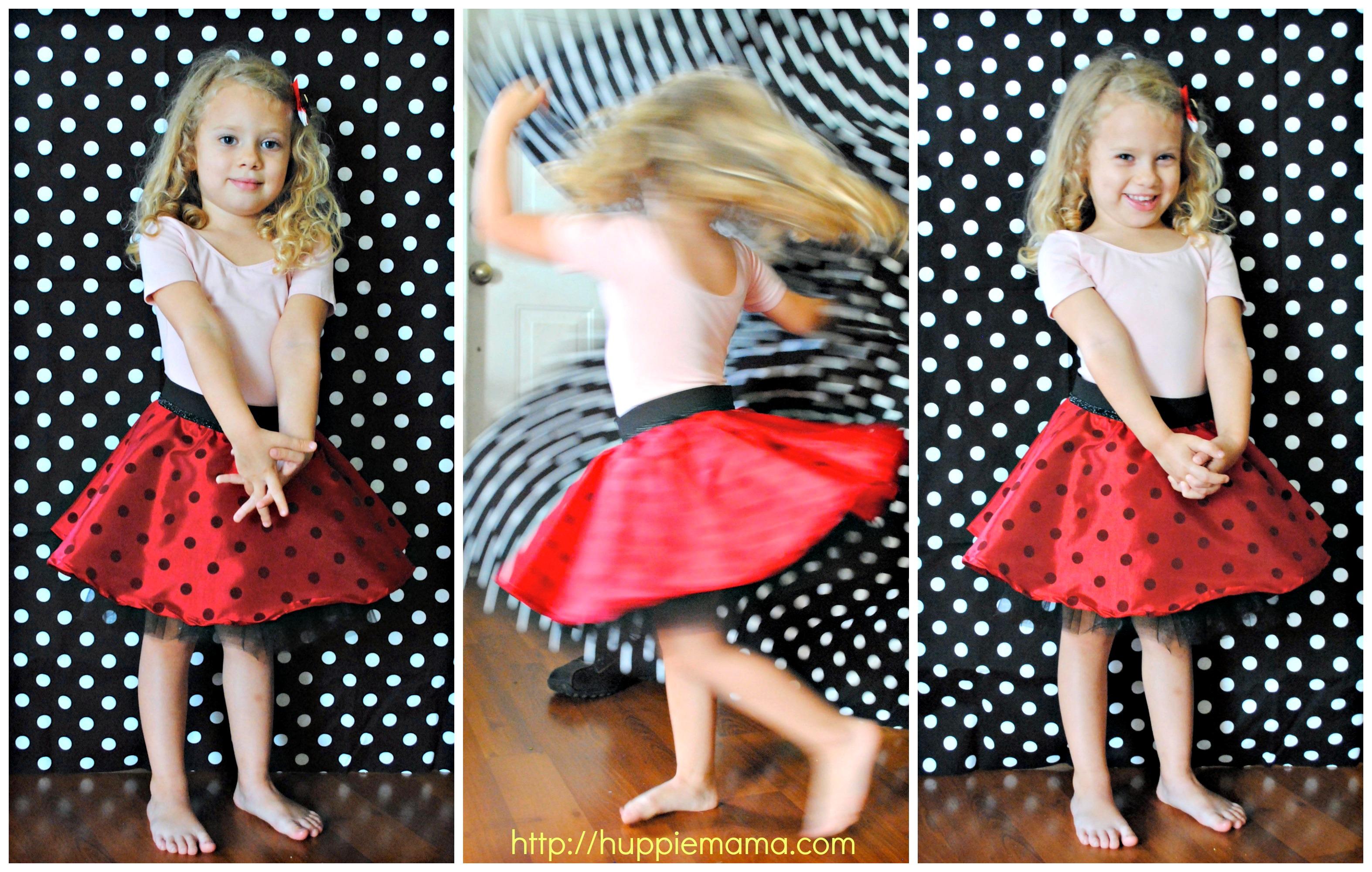 Full Circle Skirt Sewing Tutorial