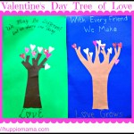 Valentine's Day Craft: Tree of Love