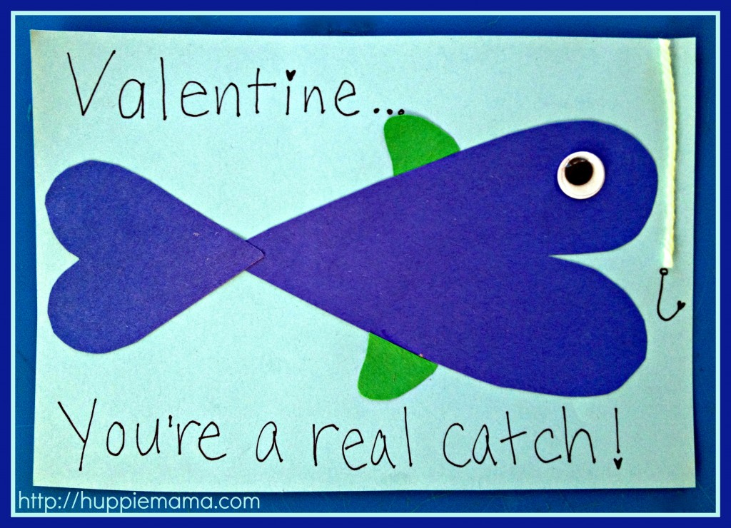 a fishy Valentine