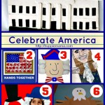 Celebrate America with Crafts & Books