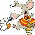 Toopy and Binoo animated series Comes to America! #sponsored