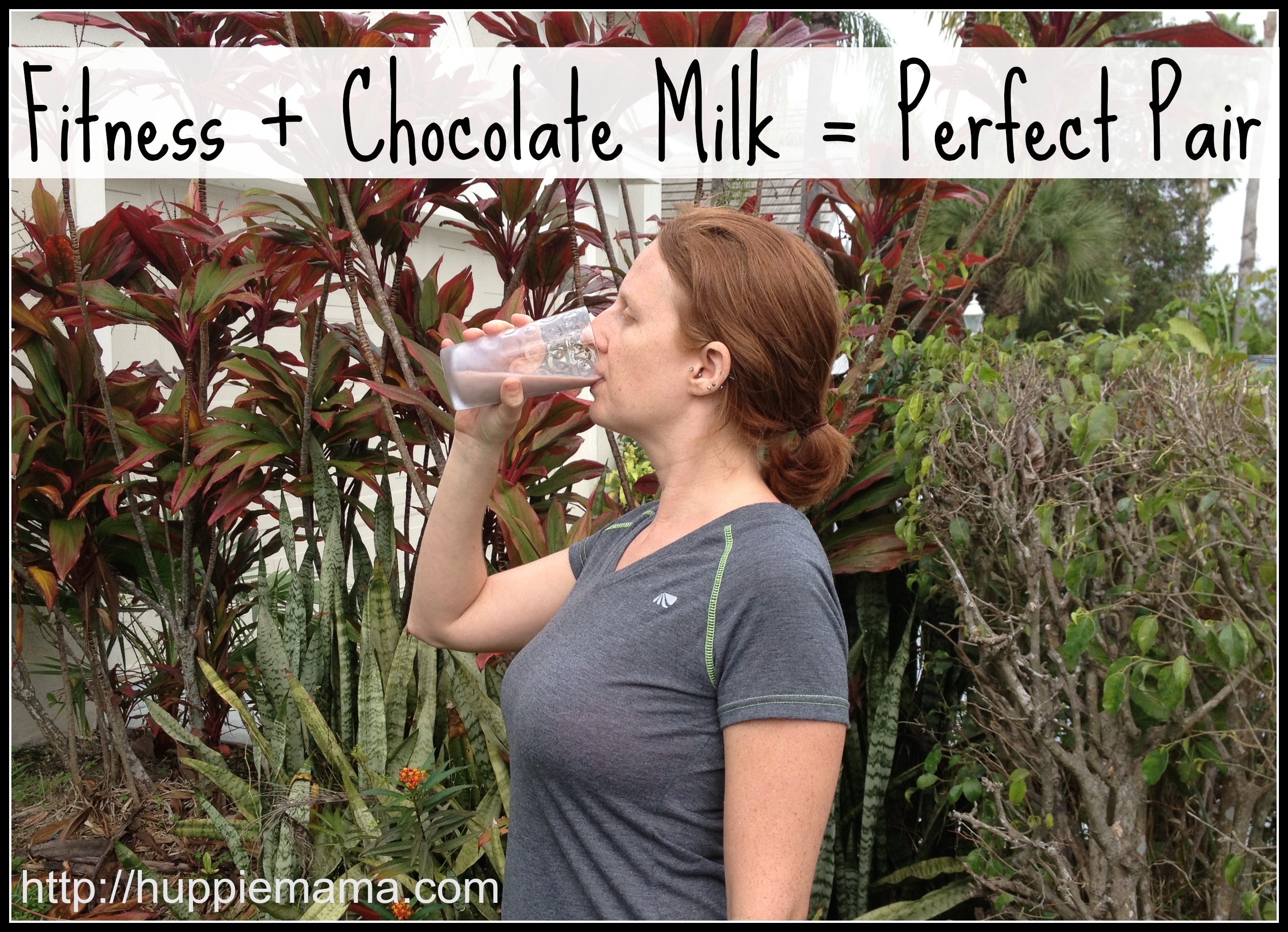Fitness + Chocolate Milk = A Perfect Pair