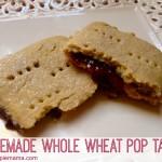 Homemade Whole Wheat Pop Tarts