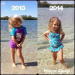 A Year at the Beach
