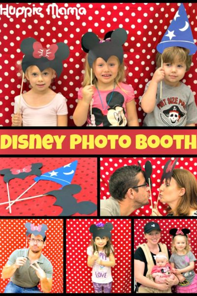 Mickey Mouse & Minnie Mouse Party Ideas