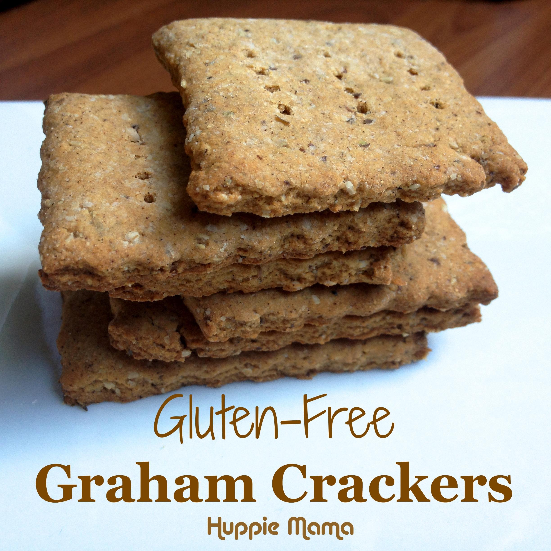 gluten-free graham crackers Gluten Free Girl