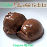 Mint Chocolate Gelato Recipe