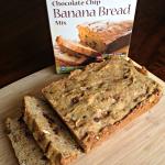 Gluten-Free Chocolate Chip Banana Nut Bread