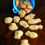 Gluten-Free Goldfish Crackers