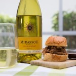 Pulled Pork Slider and Wine Pairing