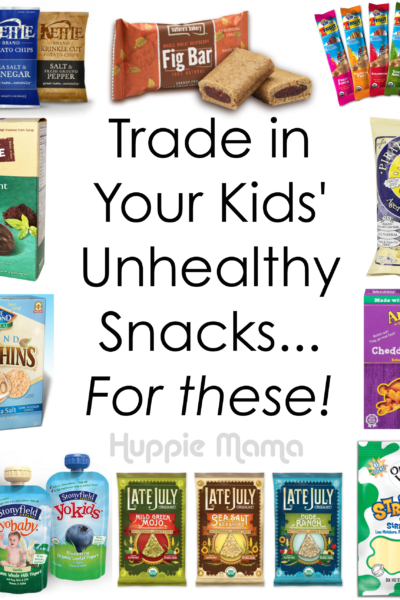 Trade in Your Kids' Unhealthy Snacks