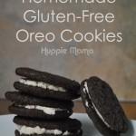 Homemade Gluten-Free Oreo Cookies