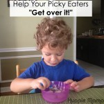 "Help Your Picky Eater ""Get Over It!"""