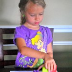 Teaching One-to-one Correspondence to Preschoolers